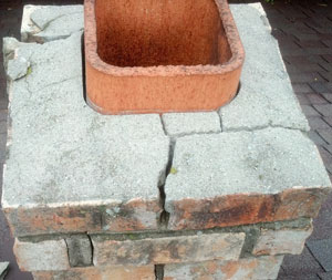 Brick Chimney Leaking Problems And Causes